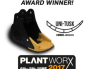 UNI-TUSK X1 Safety Innovation Winner!